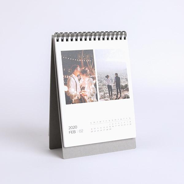 印簿玩 | 桌曆 中 直式
