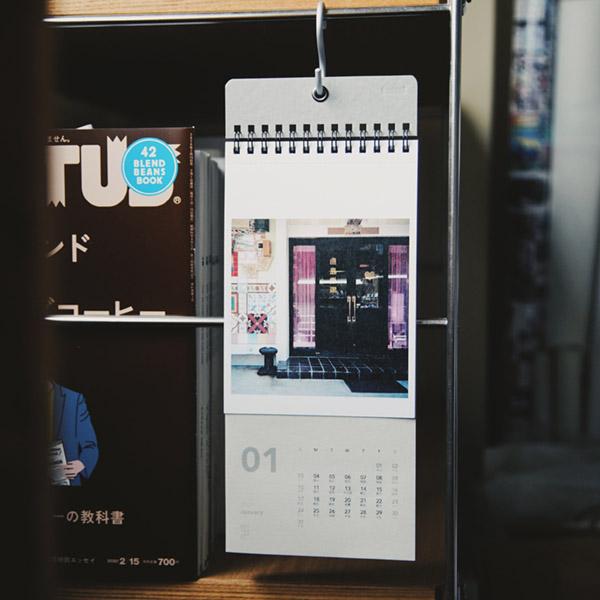 印簿玩 小掛曆 01
