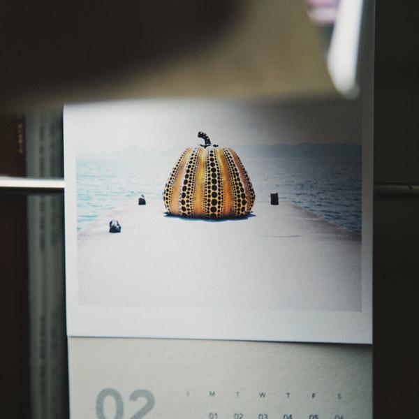 印簿玩 小掛曆 2